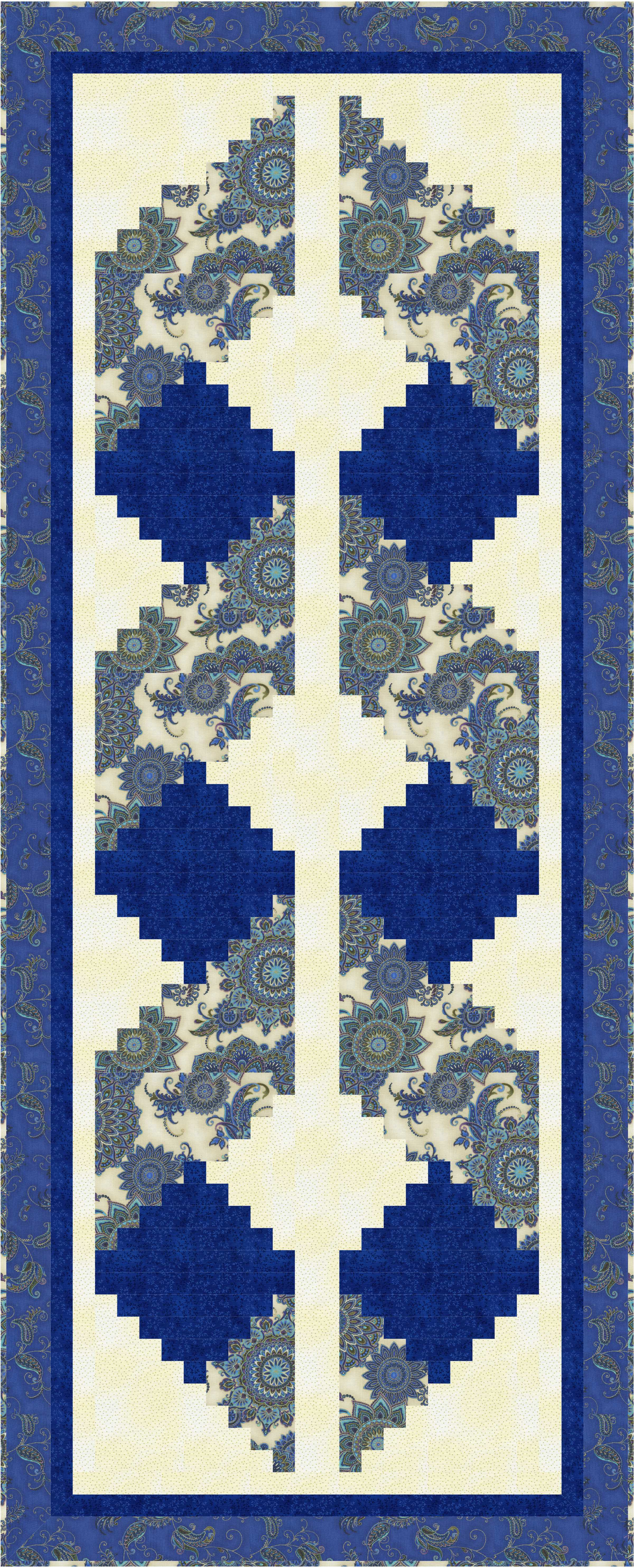 Kwanita Downloadable Quilt Pattern